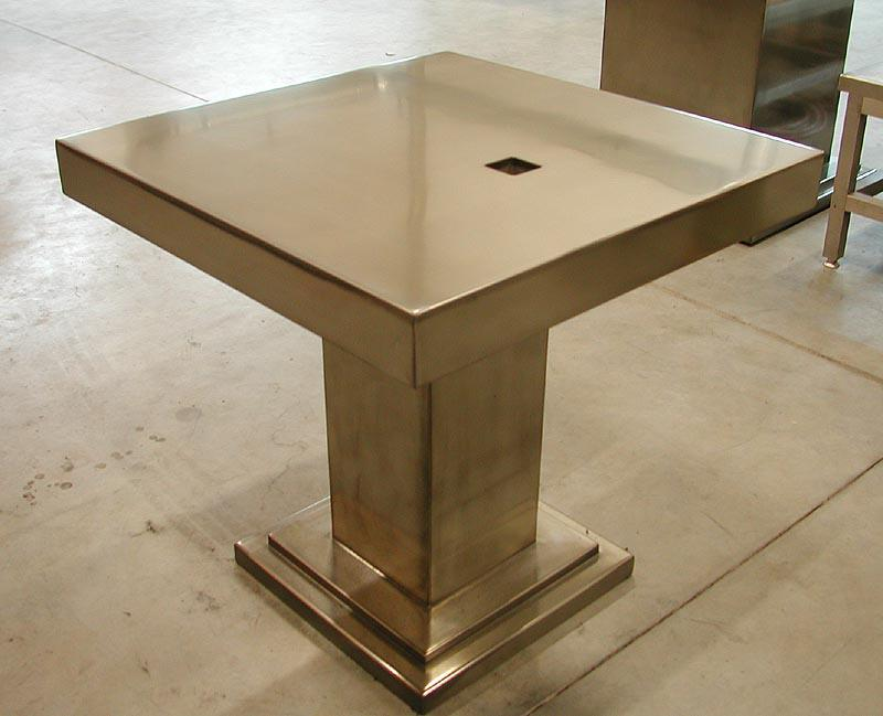 Spray on Metals_ All Surface Respray brass table